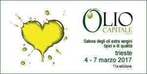 Azienda Agricola De Palma presente alla fiera 'OLIO CAPITALE' a Trieste dal 4 al 7 marzo 2017