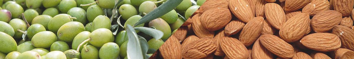 olive-mandorle